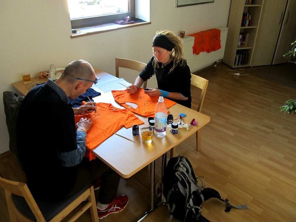 T-Shirt Design Team