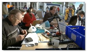 Beitrag im ZDF-Läenderspiegel